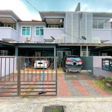 Teres 2 Tingkat Demit Kubang Kerian , Kota Bharu