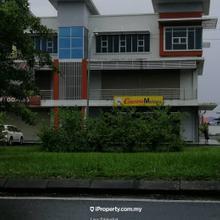 Nasalim Mile 5 Triple Storey Office Lot, Sandakan