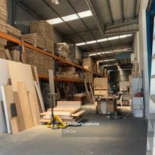 1.5 Storey Semi-D Factory @Nusa Cermelang, Nusa Cemerlang Industrial Park @Gelang Patah, Gelang Patah