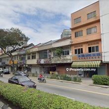 Jalan Ipoh shop for sale, freehold facing main road, Jalan Ipoh