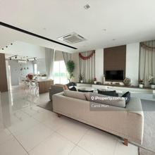 Fully Extended Double Storey House in Springhill, Lukut