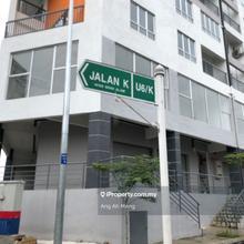 Bangunan Gaya Irama, Shah Alam