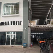 Batu Kitang Warehouse, Kuching