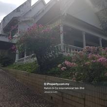 Jalan Nusa, Taman Duta