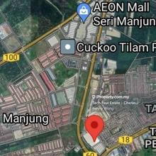 8.64 acres @ Sri Manjung town, Setiawan, Seri Manjong