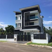 Indah Villa permas, Permas Jaya
