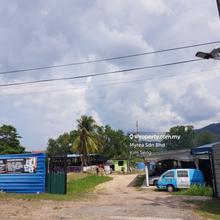 Kluang Land Surrounding by Tmn & Kampung, Kluang