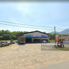 Kampung Chedok, Kampung Chedok, Ayer Lanas