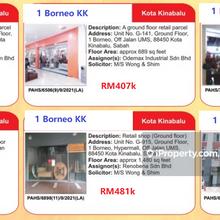 1 Borneo commercial shops @ Kota Kinabalu, Sabah, 1 Borneo commercial shops @ Kota Kinabalu, Sabah, Kota Kinabalu