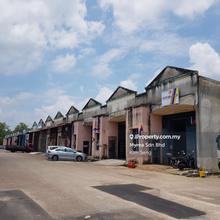 Jalan Mersing Tmn Sinaran Workshop, Kluang