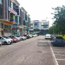 Pasat Perdagangan Danga Utama, Johor Bahru