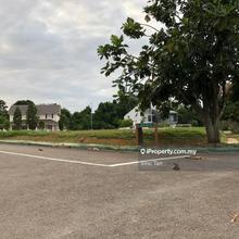CORNER LOT! Ozana Villa Bungalow LAND, Bukit Katil