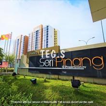 Seri Pinang, Shah Alam, Setia Alam