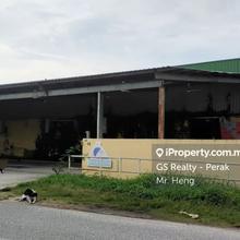corner lot, Gunung Rapat, Ipoh