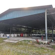 Land with office @ Pontian Batu 30, Pontian