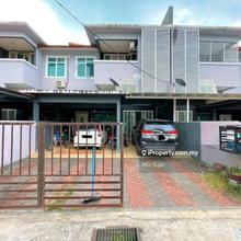 RUMAH TERES 2.5 TINGKAT DI PANJI KOTA BHARU, Kota Bharu