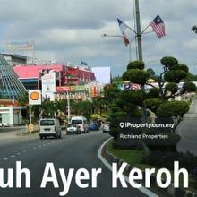 Petrol Land Melaka Ayer Keroh, Lebuh Ayer Keroh, Ayer Keroh