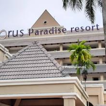 Corus Paradise, Seremban , Port Dickson