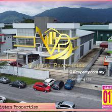 Kawasan Perusahaan Kamunting , Kawasan Perindustrian Taiping , Taiping