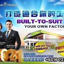 Jb Factory Tebrau 1 Detached Factory For Sale/ For Rent, 81100, Johor Bahru