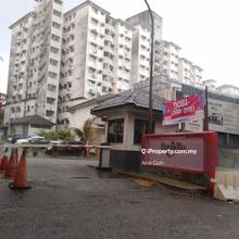 Pangsaria Apartment, Desa Petaling