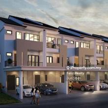 1&1/2 Townhouse | Limited MCO Promotion, Bukit Mertajam