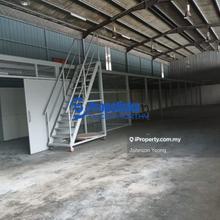 Batu Maung Warehouse Basic Condition, Georgetown