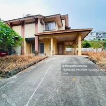 TERMURAH Semi-D House Sungai Buloh Country Resort, Saujana Utama