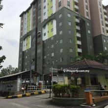 Aliran Damai, Bandar Damai Perdana, Cheras