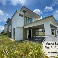 Senawang  perdana bungalow KTM station plus highwa, Senawang