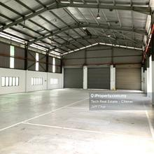 Detached Factory / Warehouse, Chan Sow Lin