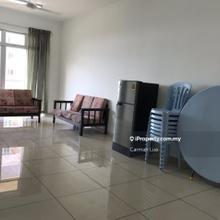 Ixora Apartment, Bukit Baru