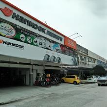 Double story shop house, Jalan Kuala kangsa, Ipoh