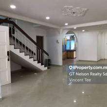 2-Story Terrace House Taman Kesuma For Rent, Ampang