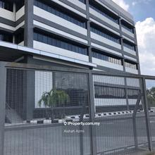 3 Storey Warehouse and 4 Storey Office, Bukit Jelutong