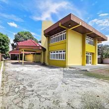 Lorong Damai, Keramat