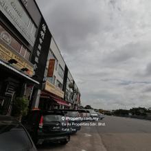 Taman Gaya 3 storey shop, Ulu Tilam, Kota Tinggi