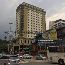 KL 8.5 Storey Hotel, China Town, Bukit Bintang, Petaling Street, Hang Lekiu, City Centre, Golden Triangle, Medan Pasar, H.S.Lee, KL City