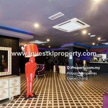 90 rooms, good condition, Melaka City
