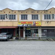 Kedai 2 Tingkat Bandar Universiti Seri Iskandar, Seri Iskandar