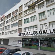 Bukit Indah Wisma Sp Setia Office Lot, Bukit Indah Nusa Bestari Iskandar Puteri Skudai, Johor Bahru