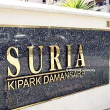 Suria Kipark Damansara, Damansara Suria, Kepong