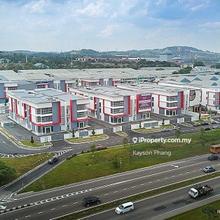 3 Storey Semi D Factory Permas Jaya, Permas Jaya Industrial Park, Permas Jaya