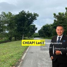 Lumut Industrial Park Land, Manjung, Lumut