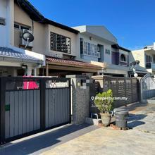2Sty House Tmn Angsana Hilir 20X65, 5 Mins to KLCC, Desa Pandan