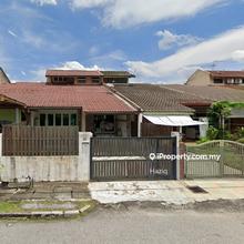 Lorong Abang Haji Openg 2, Taman Tun Dr Ismail