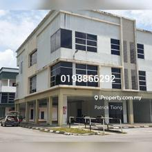 3 Storey Corner shop for rent at East Gate City Commercial Centre, 8th Mile, Kuching