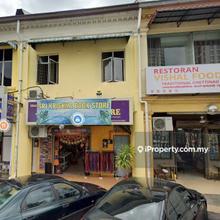 Limited 1.5 Storey Shop at Jalan Scott, Brickfields, Brickfields