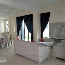 RENT Semi D Ozana Residence single storey Gated , Ayer Keroh