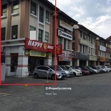 Bayan Bay Commercial Shop Intermediate Corner For Sale Bayan Lepas Near Queensbay Mall Factory, Bayan Lepas